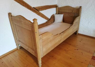 Zusatzbett im Schlafzimmer   FeWo Schartner Eggstätt