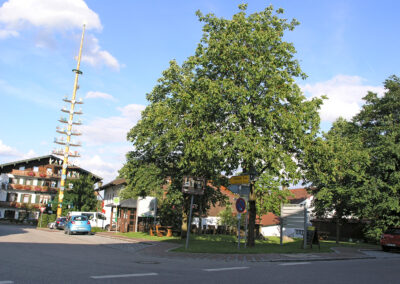 Im Dorfzentrum von Eggstätt | FeWo Schartner Eggstätt