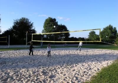 Spielmöglichkeiten am Hartsee | FeWo Schartner Eggstätt