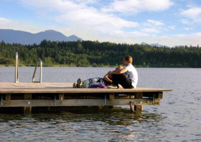 Ruhepause am Hartsee | FeWo Schartner Eggstätt