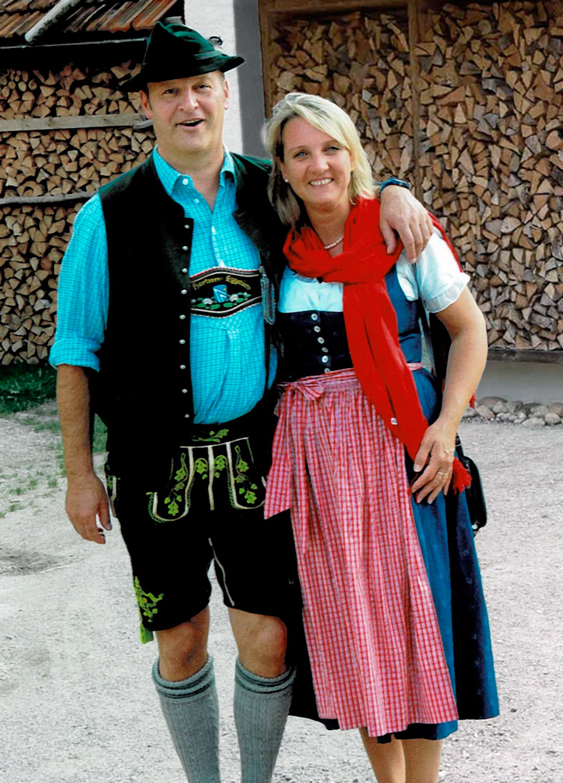Gastgeber Monika und Hubert Schartner | FeWo Schartner Eggstätt